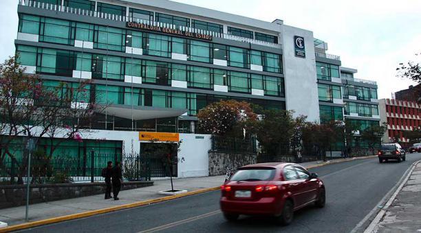 Imagen referencial. La auditoría de la Contraloría General del Estado durará 50 días. Foto: archivo / EL COMERCIO