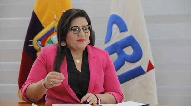 El acuerdo fue suscrito por la directora General del SRI, Marisol Andrade y el Embajador de EE.UU. en el Ecuador. Foto: archivo / EL COMERCIO