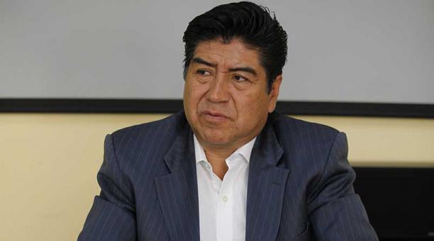 La denuncia de remoción contra el alcalde Jorge Yunda fue presentada el lunes 29 de marzo del 2021. Foto: archivo / EL COMERCIO