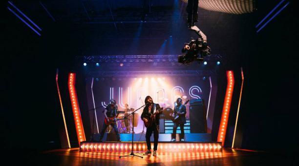 Juanes presentará su nuevo tema, en vivo, el próximo 15 de abril, en los Latin American Music Awards. Foto: cortesía de Universal Music