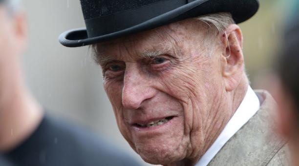 Felipe de Edimburgo falleció este 9 de abril de 2021. Foto: Reuters