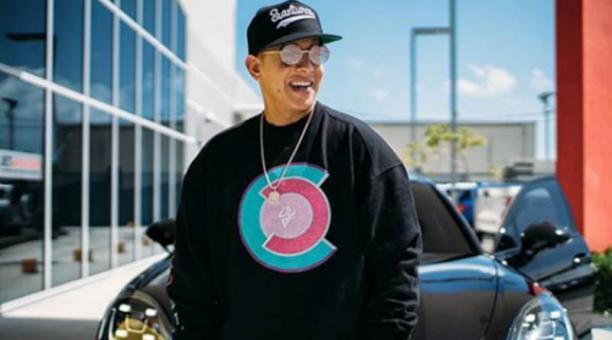 Daddy Yankee interpretará, junto al salsero Marc Anthony, el tema De vuelta pa' la vuelta. Foto: Instagram de Daddy Yankee.