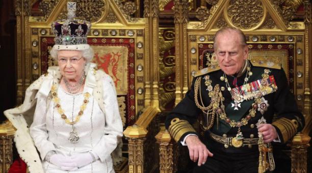 El príncipe Felipe falleció el 9 de abril del 2021. Foto: Reuters