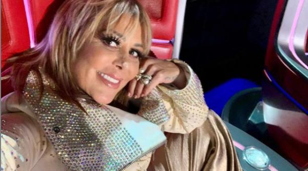 La cantante mexicana Alejandra Guzmán se pronunció después de que su hija dijera que su abuelo, Enrique Guzmán, abusara de ella cuando era niña. Foto: Instagram Alejandra Guzmán