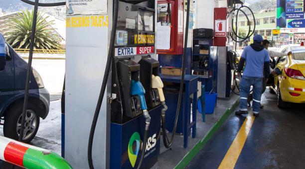 El valor regirá hasta el 11 de mayo del 2021. Lo propio para los nuevos valores de otros combustibles. Foto: Archivo / EL COMERCIO