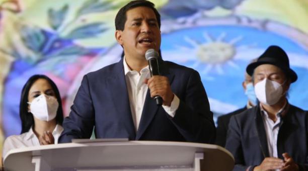 Arauz apuntó que los casi cuatro millones de votos que logró lo comprometen a defender políticas que promuevan la justica social y la dignidad de la ciudadanía.