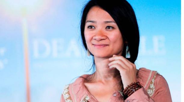'Nomadland', de Chloé Zhao, que partía como la gran favorita con siete nominaciones, cumplió los pronósticos y se hizo con los premios más importantes. Se adjudicó cuatro máscaras doradas. Foto: EFE