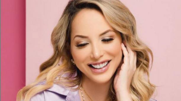 La imagen de la actriz y presentadora de televisión Érika Vélez fue parte de varios memes, durante la pasada campaña electoral. Foto: Tomada de Instagram