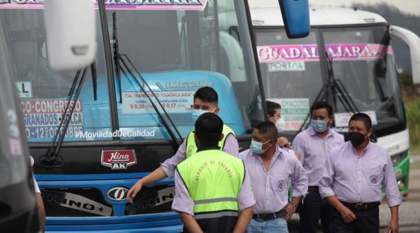 Los dirigentes de Guadalajara fueron notificados, el viernes 9 de abril, que contaban con la autorización para el cobro de la nueva tarifa. Foto: Julio Estrella / EL COMERCIO