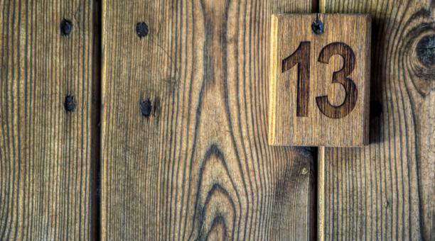El martes 13 es considerada una fecha de mala suerte en varios países latinos. Foto: Pixabay