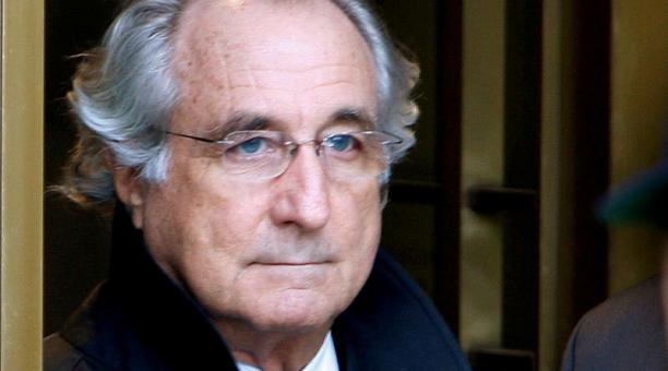 El exfinanciero Bernie Madoff, sentenciado a 150 años por perpetrar la mayor estafa piramidal en Wall Street falleció en una cárcel de EE.UU. Foto: Reuters