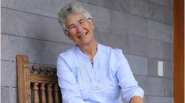 Yolanda Kakabadse fundó en 1979 Fundación Natura, la primera ONG sobre asuntos ambientales. Foto: Vicente Costales / EL COMERCIO