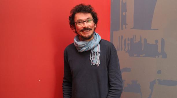Laso es el coordinador del premio Fotoperiodismo por la Paz.  Foto: Archivo/El Comercio