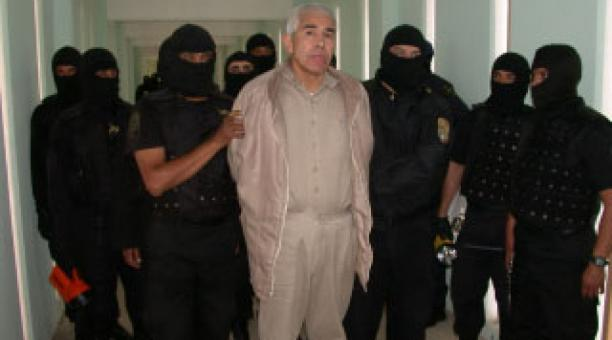 Las autoridades estadounidenses averiguaron que los beneficios obtenidos con la venta de estas drogas ilegales se emplearon para comprar varios inmuebles en Guadalajara, México. Foto. Twitter @Foro_TV