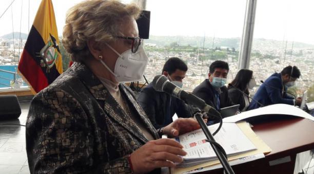 La Secretaría de Salud recomendó fortalecer las medidas y emitir nuevas normativas que permitan controlar mejor la pandemia en la capital. Foto: Twitter @saludquito