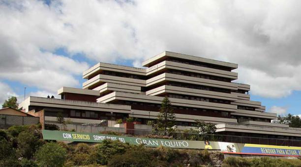 Imagen referencial. El hombre de 31 años fue tratado en el Hospital General Latacunga. Foto: archivo / EL COMERCIO