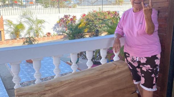 Patricia González, cantante de boleros, fue una mujer que rompió esquemas en el país. Foto: cortesía