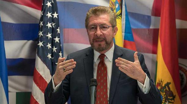 Carlos Sánchez Berzain, director del Interamerican Institute For Democracy. Foto: cortesía