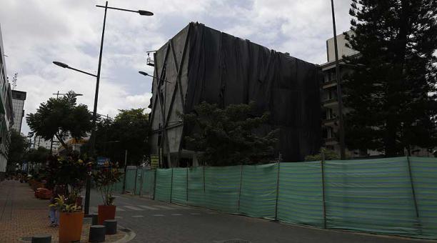 5 años del terremoto. Foto: Diego Pallero / EL COMERCIO