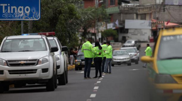 La restricción vehicular en Quito durante la noche será regulada por la disposición del COE Nacional. Foto: Julio Estrella/ EL COMERCIO