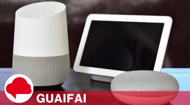La gama Echo de Amazon cuenta con parlantes que se integran con las 'apps' más usadas en casa.
