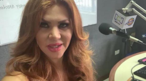 La actriz fue diagnosticada como paciente asmática, según informó Caracol. Foto: Tomada de Diario El Tiempo de Colombia