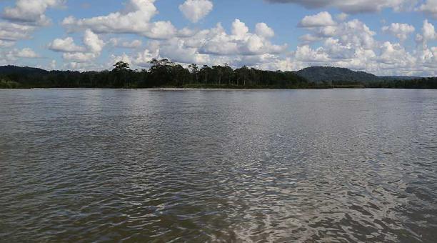 Imagen referencial. La muerte de la subteniente se produjo en el río Napo, en Orellana, durante una instrucción militar. Foto: archivo / EL COMERCIO