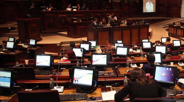 Imagen referencial. La Asamblea tiene la atribución para conceder indulto y amnistía. Foto: archivo / EL COMERCIO