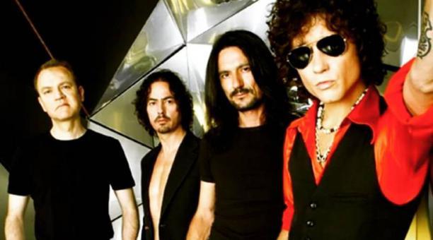 Tras su separación en 1996, los integrantes de Héroes del Silencio se reunieron para una gira de despedida en 2007. Foto: Facebook Juan Valdivia