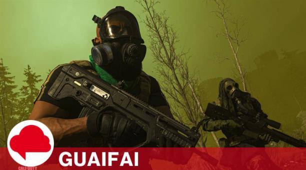 Imagen del juego 'Call of Duty: Warzone'. Foto: EFE