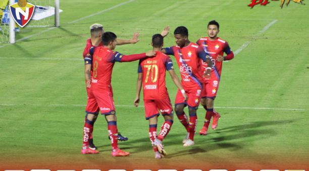 El Nacional se impuso a Independiente Juniors en la Serie B. Foto: Twitter del club