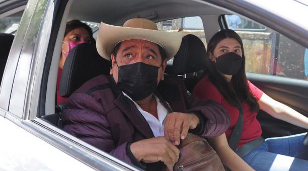 El aspirante oficialista a gobernador de Guerrero (sur de México). Foto: EFE