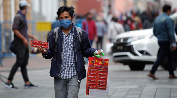 La cifra de desempleo en Quito fue la más alta del país.