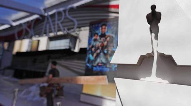 La ceremonia de entrega de los premios Oscar 2021 se realizará en la estación de trenes Union Station de Los Ángeles. Foto: Agencia EFE