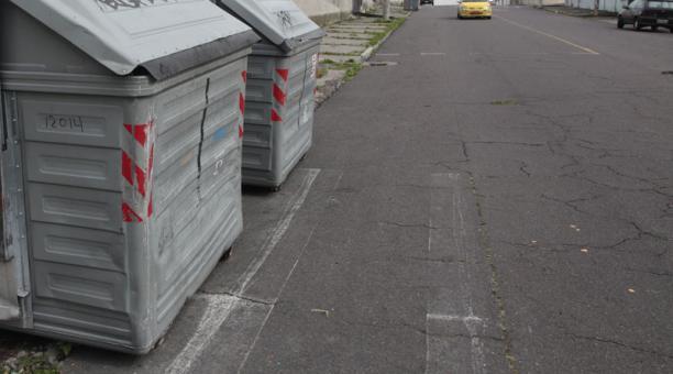 En Quito el servicio de recolección de basura se mantendrá, durante el estado de excepción. Foto: Archivo/ EL COMERCIO