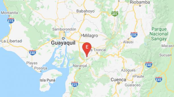 Usuarios de redes sociales aseguraron haber sentido el temblor en varios puntos de Guayas