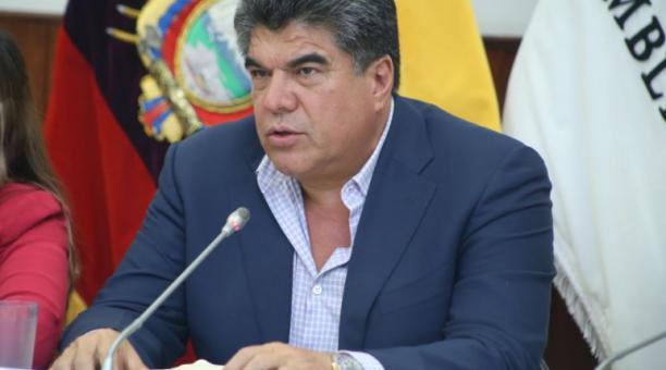 La Sala de la Corte Provincial de Los Ríos dispuso liberar a uno de los implicados en el asesinato del exasambleísta Patricio Mendoza. Foto: Twitter Asamblea Nacional