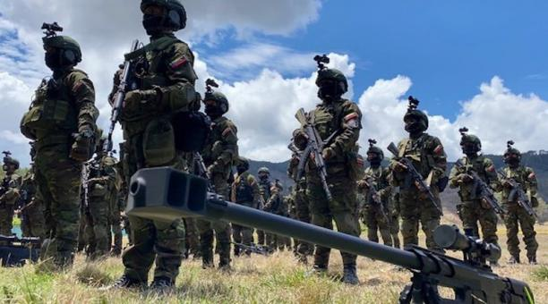 Este lunes, la FANB confirmó la muerte de varios militares sin determinar el número de bajas ni de heridos que se suman a los confirmados hasta el 5 de abril. Foto: Twitter @NoticiasCanali_