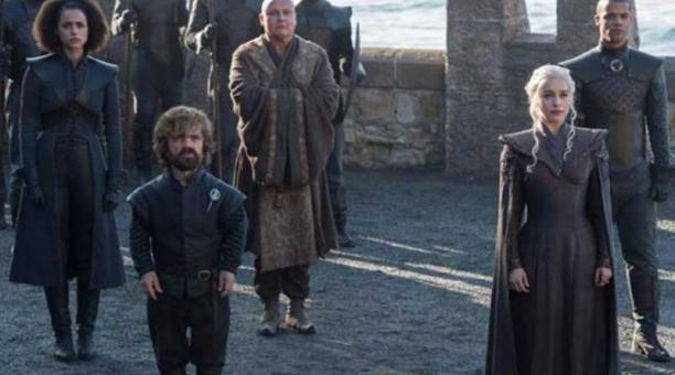 Juego de Tronos es una de series de televisión más premiadas de la historia. Foto: Facebook 'Juego de Tronos'