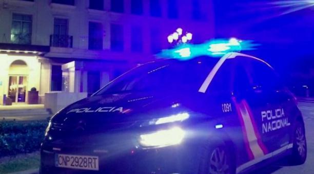 Según la Policía de España, los agresores atacaron de forma
