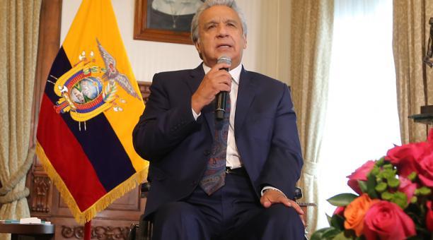 El acto con los nuevos embajadores se llevará a acabo en el Salón Amarillo del Palacio de Carondelet