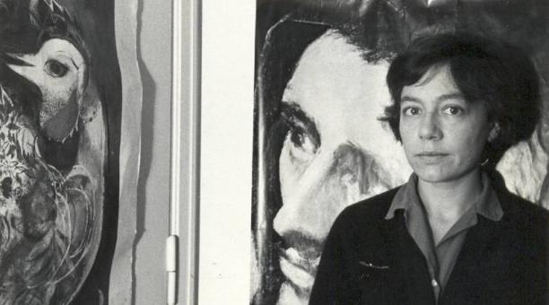 Este jueves 29 de abril se celebran 85 años de la muerte de Alejandra Pizarnik. Foto: Ministerio de Cultura de Argentina.