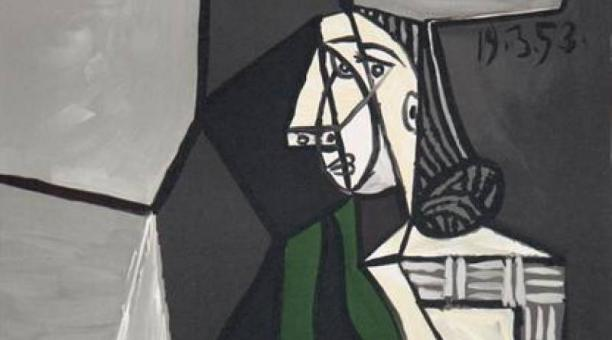 El Françoise Gilot saldrá a subasta, la próxima semana, en Nueva York. Foto: artnet.com