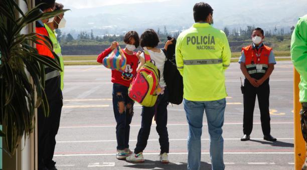 Las hermanas fueron reportadas como desaparecidas el jueves 22 de abril del 2021. Foto: Patricio Terán / El Comercio