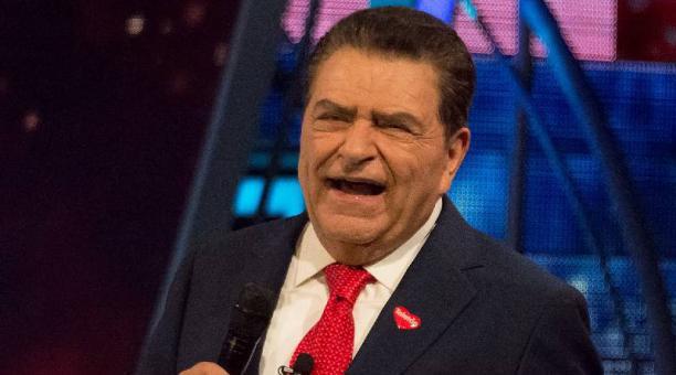 Kreutzberger es el creador y presentador, desde 1962, del programa de la televisión 'Sábado Gigante'. Foto: Twitter ClubDeFansDe.com@ClubDeFansDe