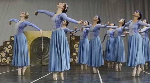 El domingo 2 de mato el Ballet Nacional de Ecuador  presentará una gala especial por la celebración de sus 40 años. Foto: Archivo/El Comercio