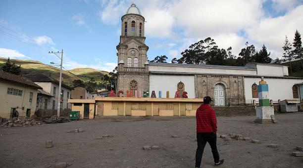 Imagen referencial. El hombre de 45 años es originario de la parroquia Achupallas, en Alausí. Foto: archivo / EL COMERCIO
