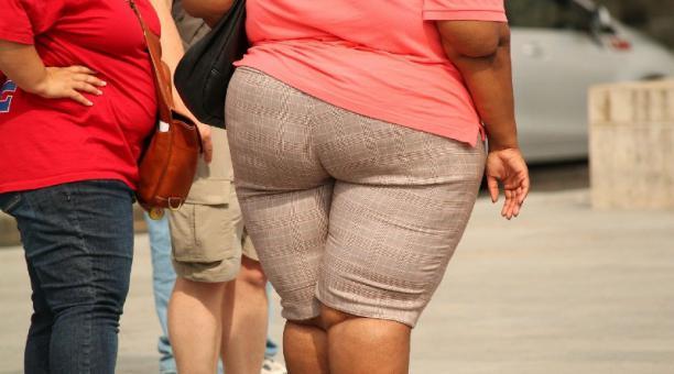 Imagen referencial: El sobrepeso aumenta el riesgo de sufrir covid grave sobre todo en los pacientes adultos de menos de 60 años. Pixabay