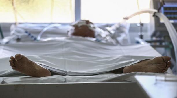 La pandemia de covid ha causado la muerte a más de 78 000 personas en España desde el inicio de la pandemia. Foto: EFE