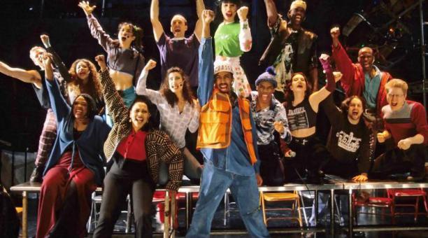 'Rent' debutó en Nueva York en 1996. Después, fue llevada a más de 43 países y fue galardonada con cuatro premios Tony. Foto: justwach.com